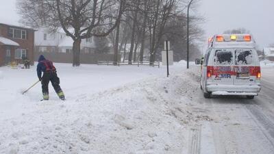 El frío extremo en EEUU deja 8 muertos y afecta a más de 200 millones de personas