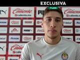 Luis Olivas recuerda que no pudo quedarse en Liverpool por la edad