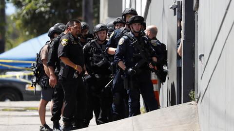 Tiroteo en instalaciones de UPS en San Francisco deja al menos tres muertos