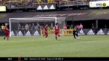 Columbus Crew remonta el marcador con un letal derechazo de David Accam