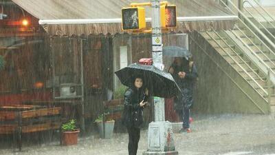 Emiten alerta en los viajes hacia Nueva York ante la posibilidad de tormentas e inundaciones