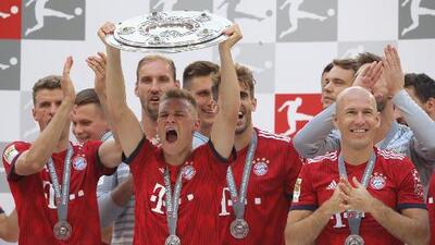 ¿Podrá alguien detener al Bayern en la Bundesliga? Probablemente no