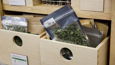 California se convierte en el mercado legal de marihuana más grande del mundo