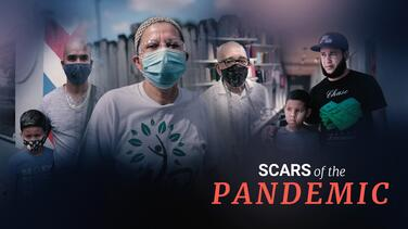 Scars of the pandemic