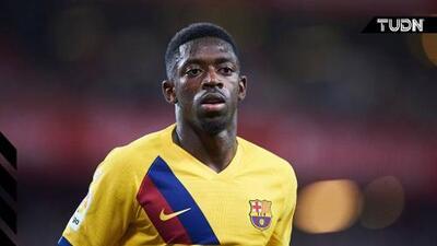 Dembélé, convocado para el partido del Barça ante Villarreal