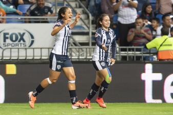 En fotos: Monterrey supera 1-0 a Pachuca y va a la Final que será Clásico Regio