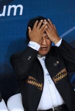 'Evadas' , las frases de Evo Morales