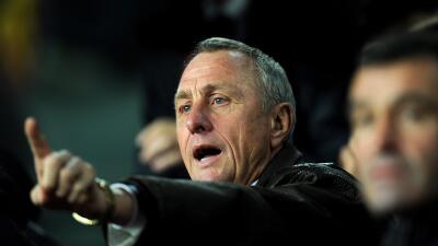 La historia entre Johan Cruyff y el Real Madrid