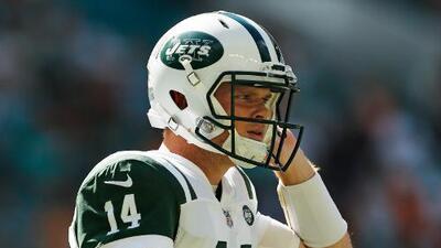 Jets no podrá contar con Sam Darnold ante Bills por lesión