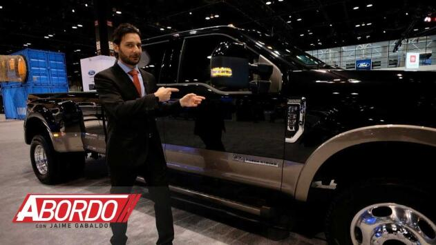 Chicago 2019: Ford F-Series Super Duty