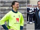 """Zlatan Ibrahimovic: """"Ayudé más a Francia que François Hollande"""""""