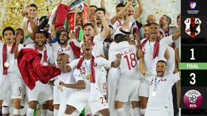 Catar gana por primera vez la Copa de Asia tras vencer a Japón