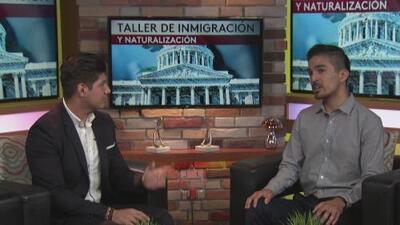 Tome ventaja del taller de inmigración y naturalización que se realizará en Sacramento
