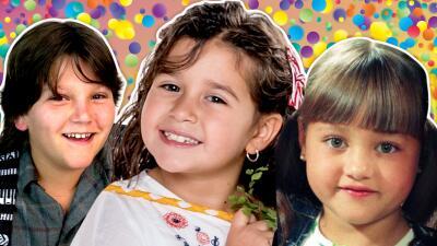 Anifer y otros personajes infantiles de las telenovelas que se hicieron inolvidables