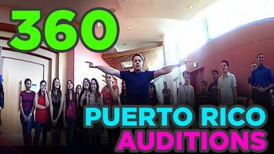 360 La Banda Auditions Puerto Rico