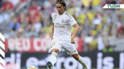 ¿Un futuro fichaje a la Serie A? Luka Modric lo tiene claro