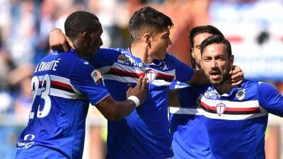 El Lazio cae ante el Sampdoria y el Sassuolo lucha por Europa
