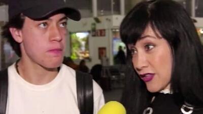 """""""Se nos acerca y nos saca la pistola"""": hijo de Susana Zabaleta relata el susto que se llevó al sufrir un asalto"""