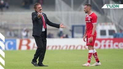 Ricardo La Volpe se despidió del plantel de Toluca