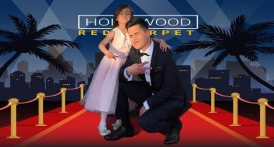 La hija de Régulo Caro cuenta los días para el estreno de la película que filmó en Hollywood junto a Eva Longoria