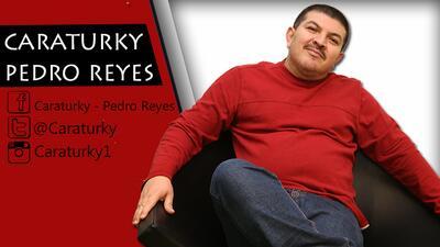 Caraturky Pedro Reyes