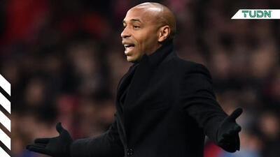 Thierry Henry, nuevo entrenador del Montreal Impact de la MLS