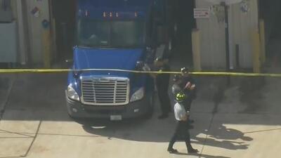 Identifican al conductor de un camión que murió aplastado por vigas de acero en Pompano Beach
