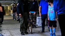 Perros detectores de Covid-19: El novedoso método de la NBA
