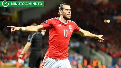 Así vivimos minuto a minuto Rusia vs. Gales y Eslovaquia vs. Inglaterra en la Eurocopa