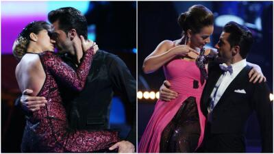 Asi fueron los candentes bailes con los que Adamari López y Toni Costa se enamoraron