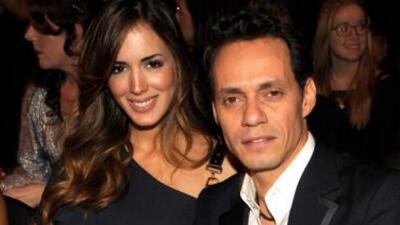 Shannon de Lima se refugia en su hijo Daniel tras su separación de Marc Anthony
