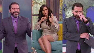 Albert Martínez parece que tenía un problema con Francisca este día (y ella no se quedó con ganas de delatarlo)
