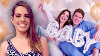 """Andrea Chediak lleva con ilusión un """"milagrito"""" en su vientre: así de feliz anunció su embarazo"""