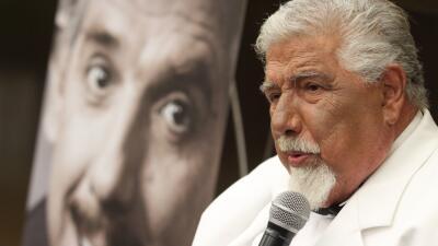 """Muere el actor mexicano Rubén Aguirre, el famoso """"profesor Jirafales"""" de la serie """"El Chavo del 8"""""""