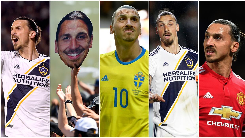 Celebramos Los 38 Años De Zlatan Ibrahimovic Con Sus Frases