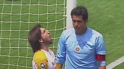 Pumas vs. Chivas: historia de una rivalidad que ayudaron a intensificar 'Kikín' Fonseca y Oswaldo Sánchez
