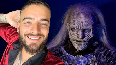 Maluma casi echa a perder el episodio de 'Game of Thrones' a su staff, pero no conocía a los personajes