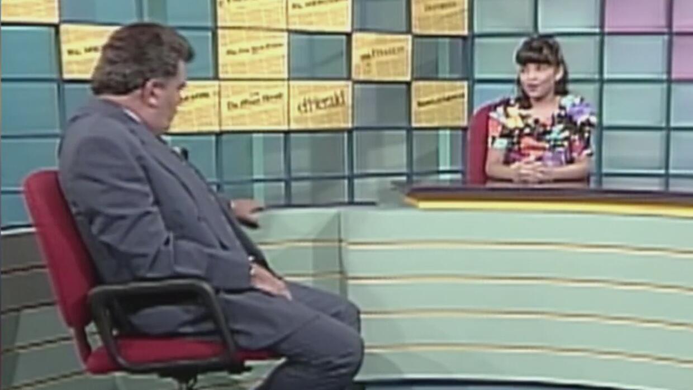 Pamela Silva Conde Creció En Sábado Gigante Shows Primer Impacto
