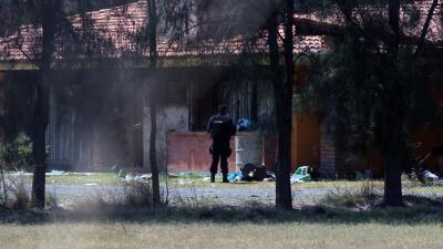 """Human Rights Watch denuncia """"ejecuciones extrajudiciales"""" en México"""