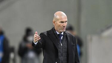 Aseguran que Zidane seguirá como DT en el Real Madrid