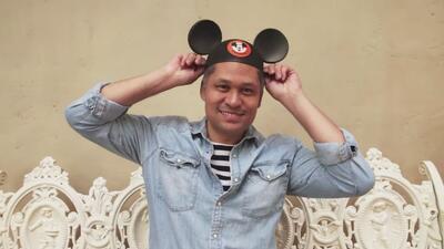 #Shareyourears: Disney pide que compartan fotos con orejas como parte de una campaña