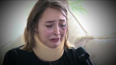 En video: el desgarrador testimonio de una actriz que acusa de violación y agresión a un actor en México