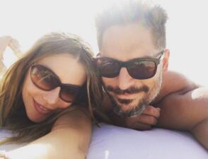 La luna de miel de Sofía Vergara y Joe Manganiello