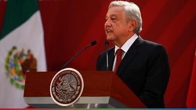 """(Video) López Obrador termina la lucha contra el narco en México: """"oficialmente ya no hay guerra"""""""
