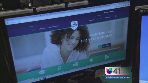 Dominicanos pueden completar sus estudios secundarios a través de internet