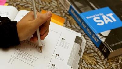 Estos son los polémicos cambios en el examen SAT para el ingreso a universidades