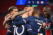 Neymar da esperanza al PSG con gol en vital juego ante Leipzig