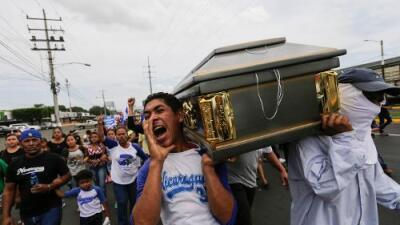 Tres muertos al día, secuestros, torturas y detenciones: esto dejan 100 días de crisis en Nicaragua