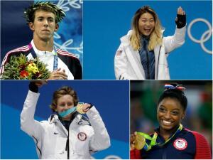 Chloe Kim, Red Gerard y otros destacados campeones Olímpicos con menos de 20 años