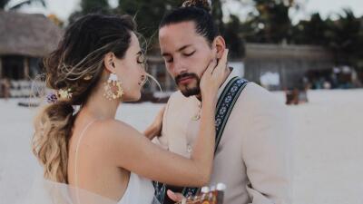 Boda a la orilla del mar: Los románticos detalles del enlace de Mau, el hijo menor de Ricardo Montaner